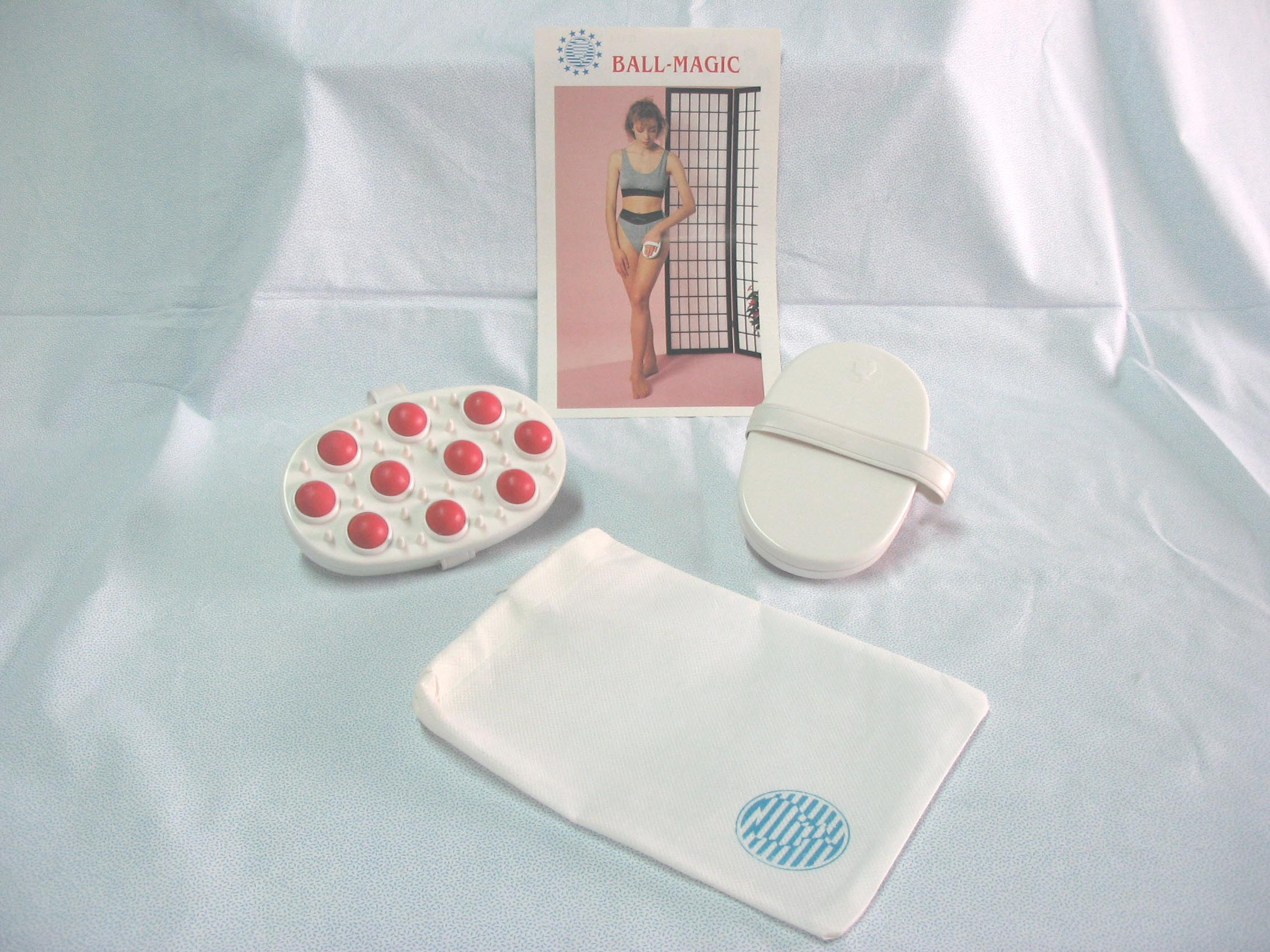 ball magic massageroller massageger t gegen cellulite. Black Bedroom Furniture Sets. Home Design Ideas